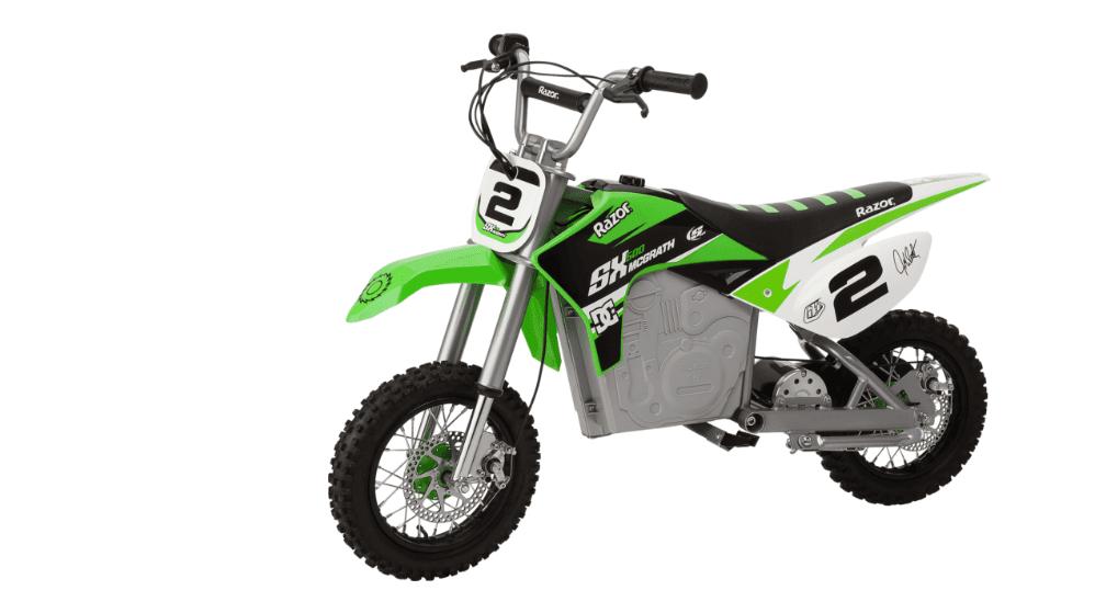 Razor SX500 electric dirt bike