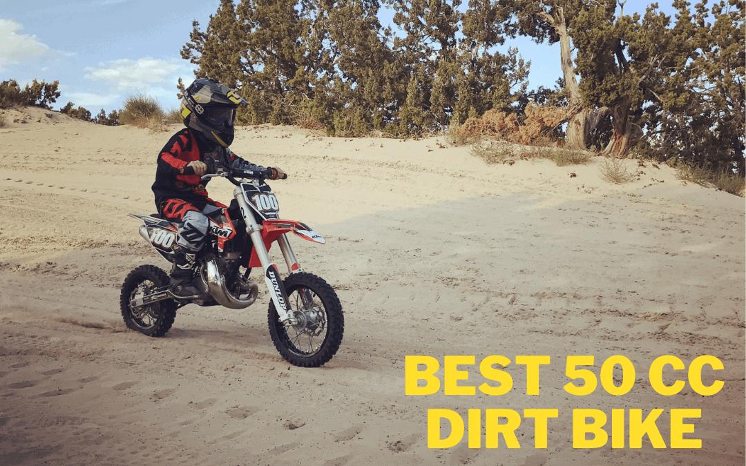 Best 50cc Dirt Bikes for Kids for 2021