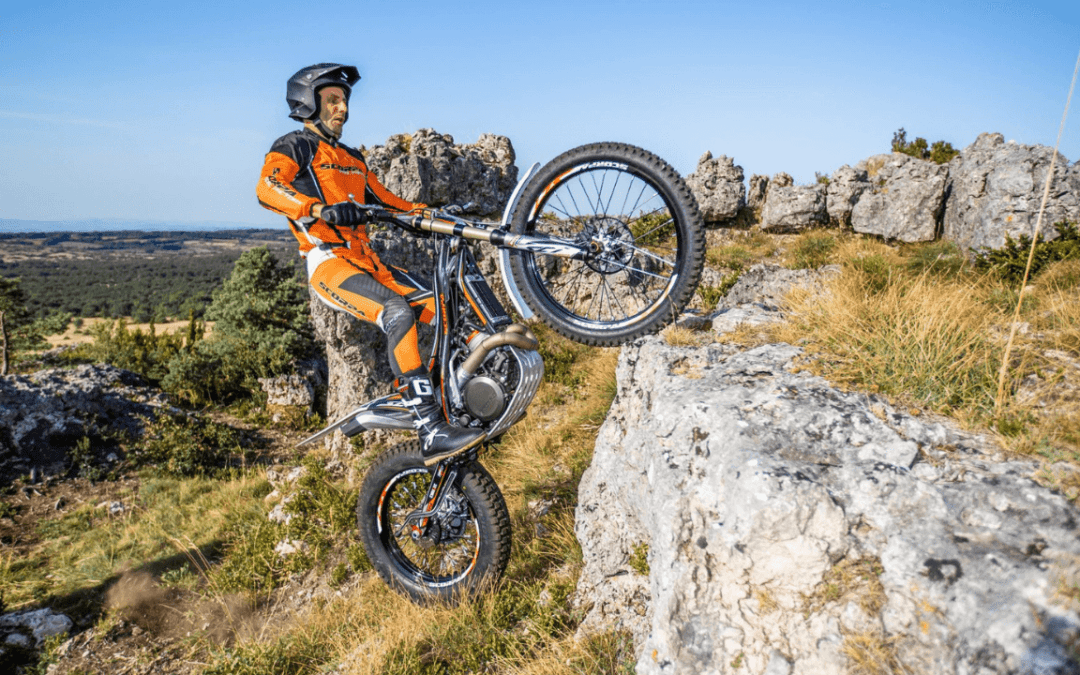 Scorpa makes one of the Best Trials Bikes