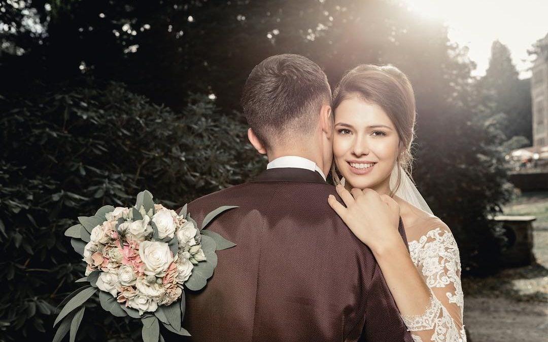Hochzeitsfotografie Brautpaar Sahin