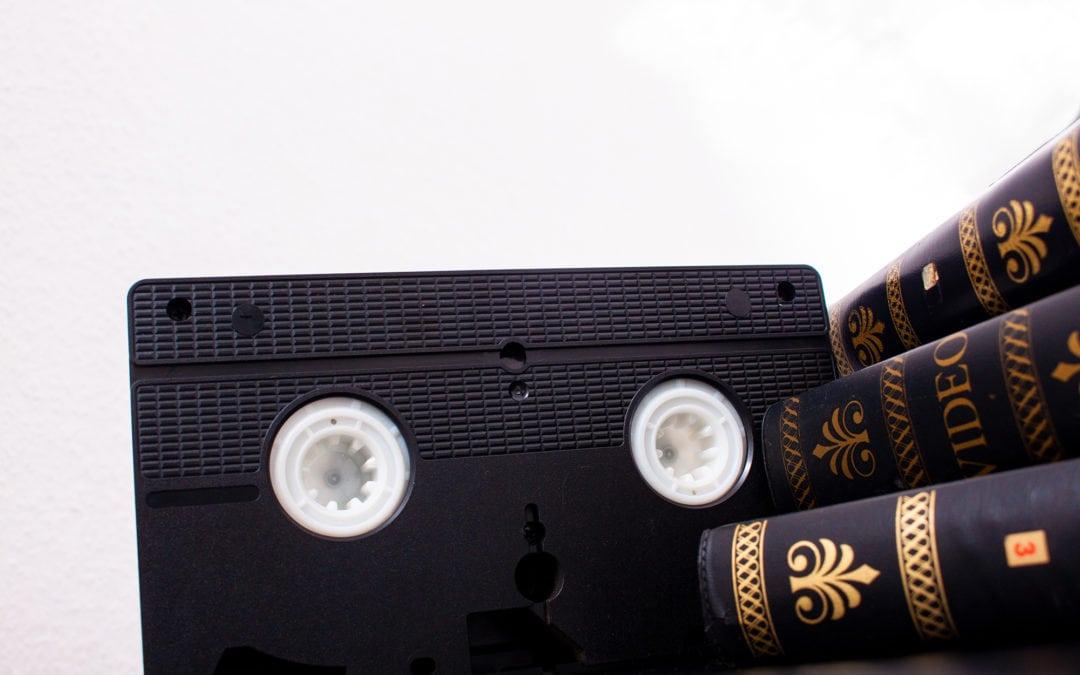 VHS Digitalisierung
