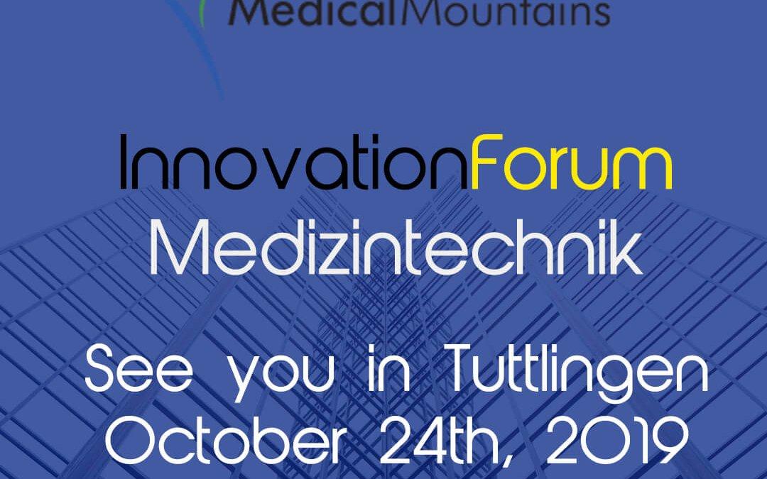 MedicalMountains – InnovationForum