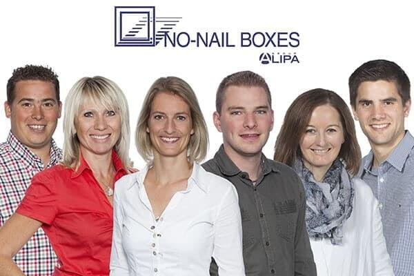NO-NAIL BOXES: Zoom sur le service commercial