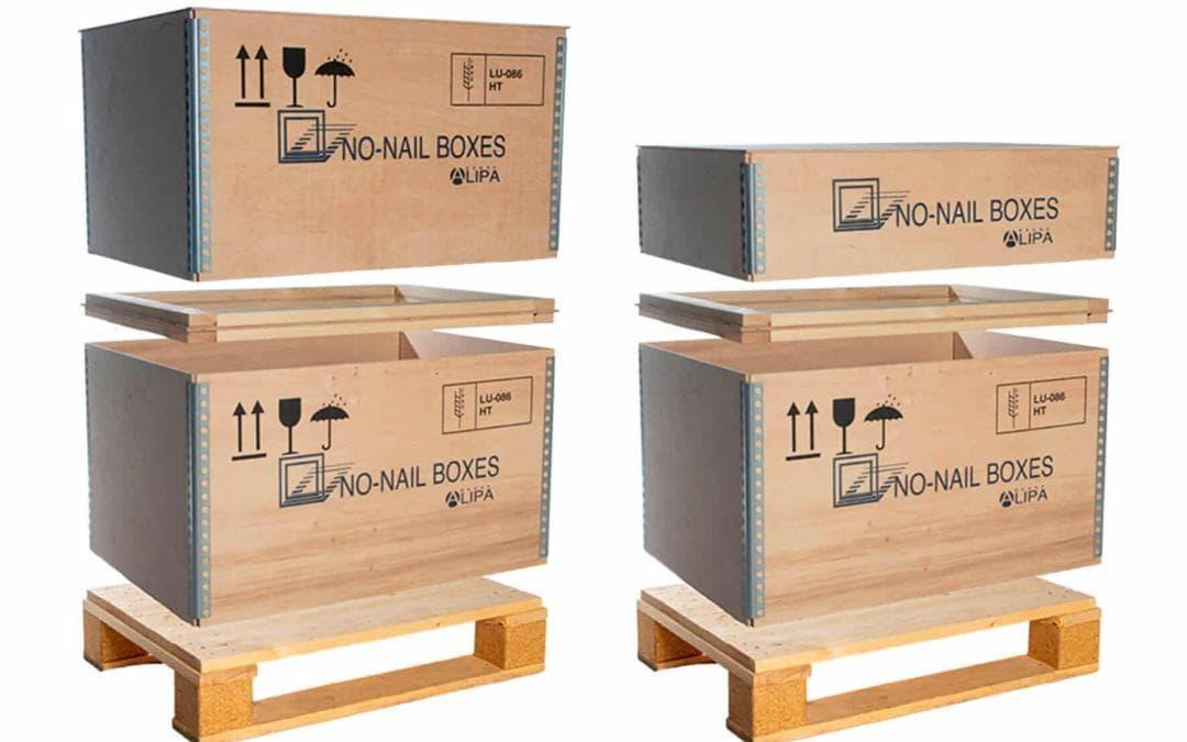 NO-NAIL BOXES: Modulez facilement la hauteur de vos caisses