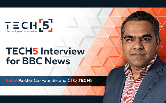 TECH5 Interview for BBC News: Why COVID May Mean More Facial Recognition Tech
