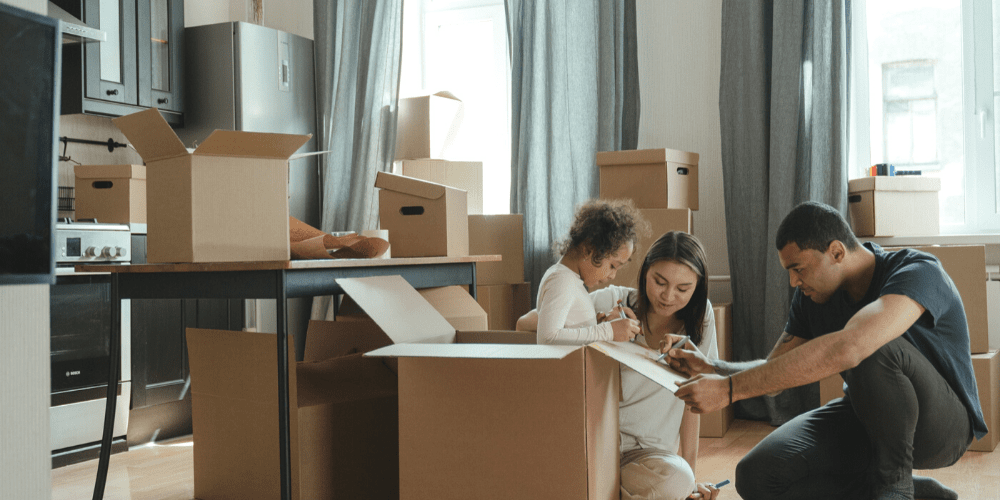 Why You Should Hire Professional Organizers to Unpack Your New Home