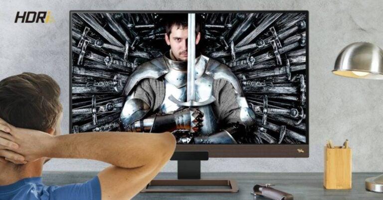 BenQ EW3280U Entertainment Series monitor Cover Image
