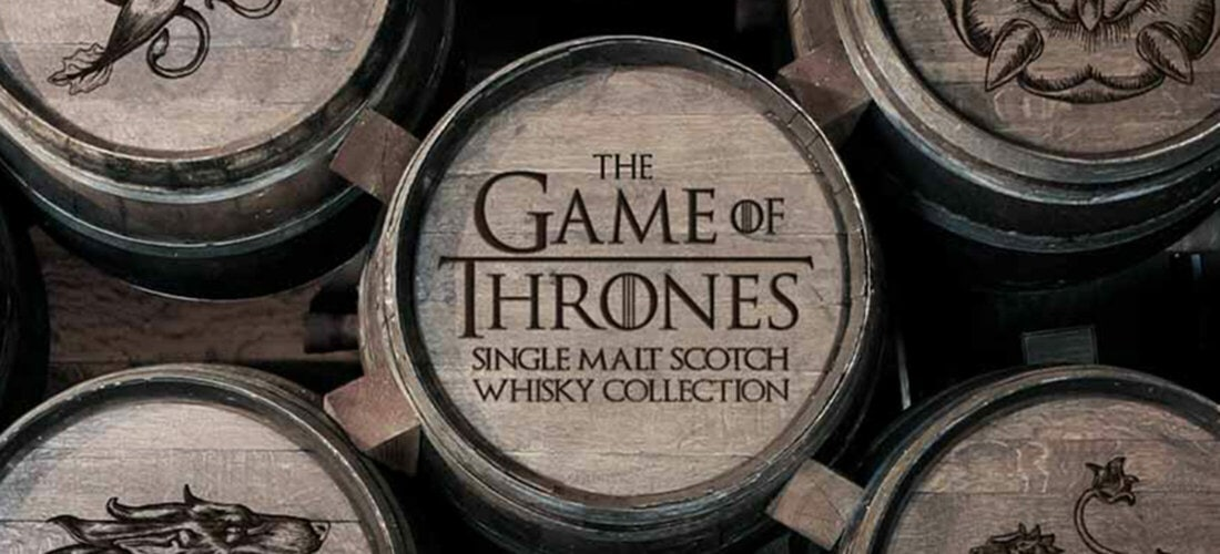 Game of Thrones Collection Single Malt