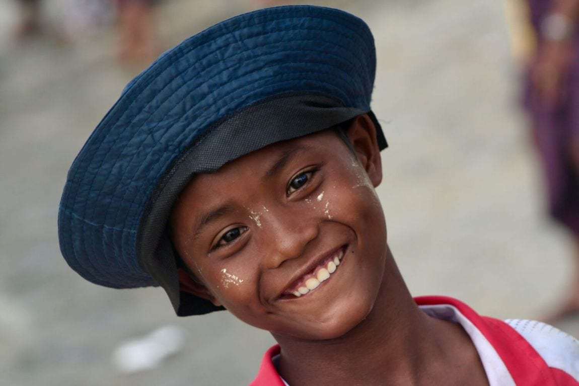 Myanmar, het land van Boeddha en de glimlach