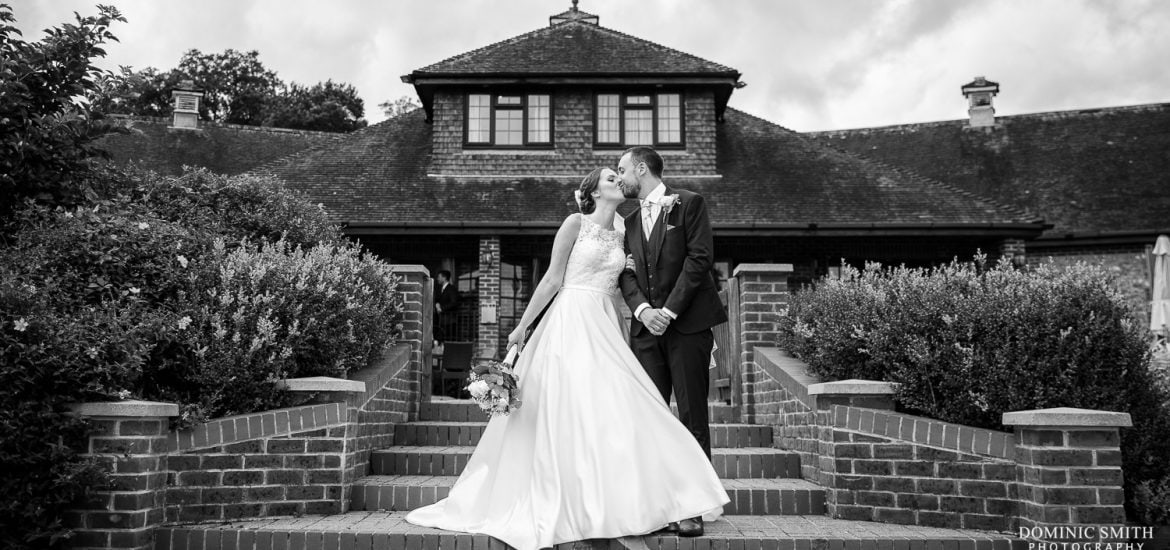 Couple Photo at Reigate Hill Golf Club 3