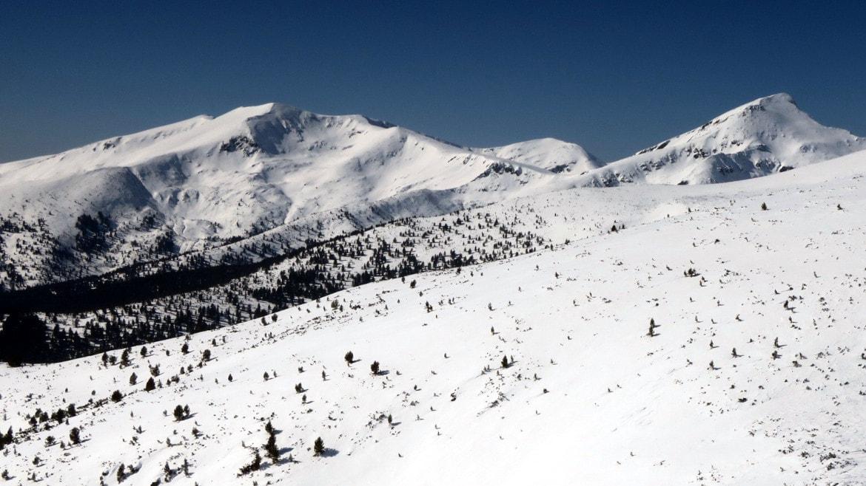 Ски туринг до Ангелов връх