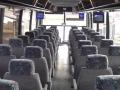56 passenger motorcoach interior