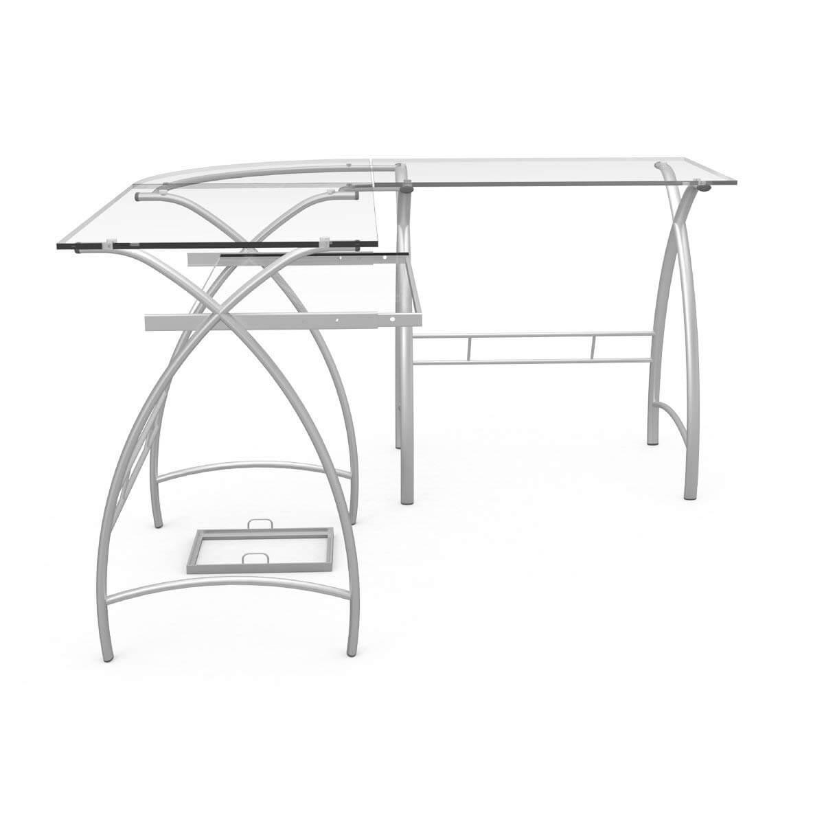 Acrylic Desk
