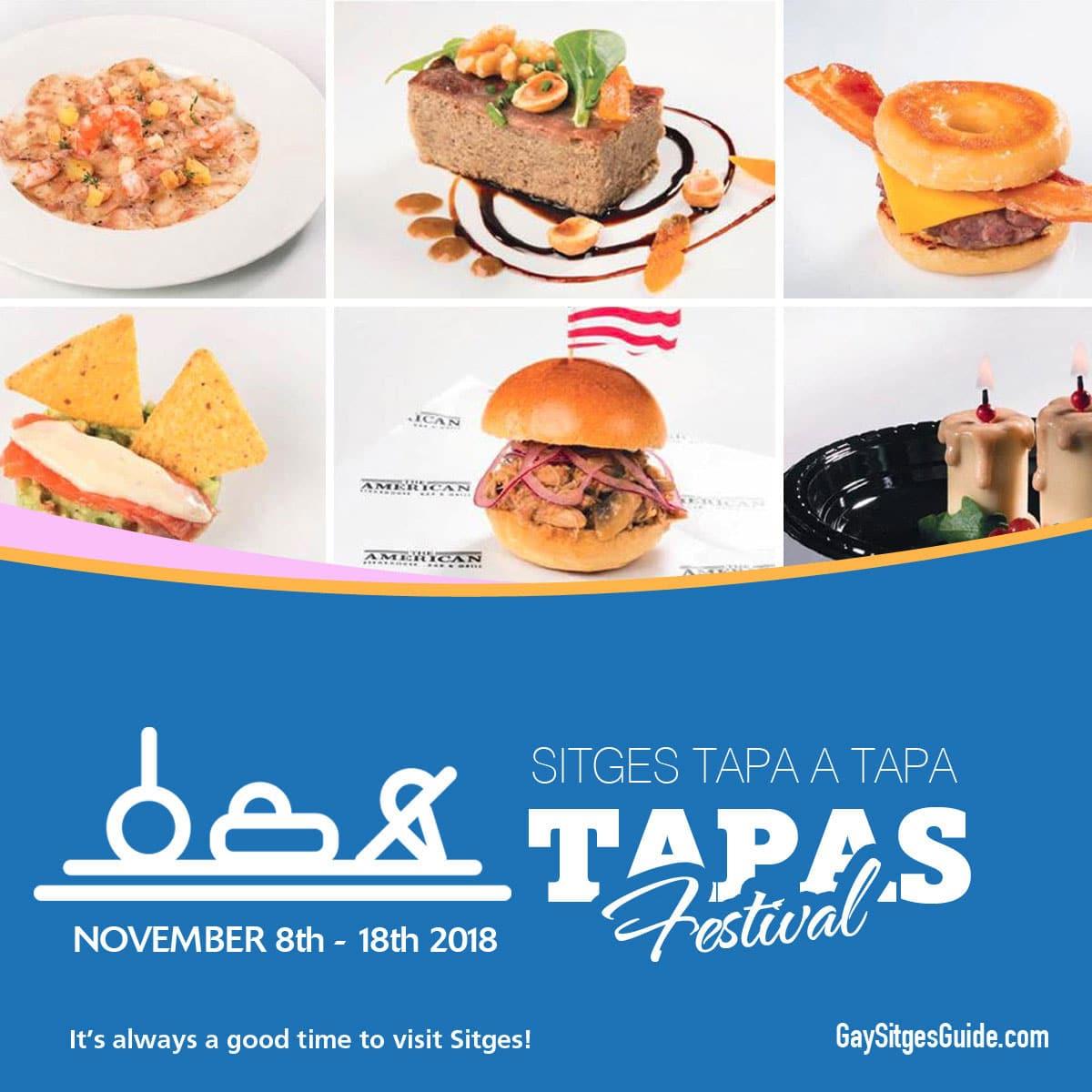 Sitges Tapas-festival 2018