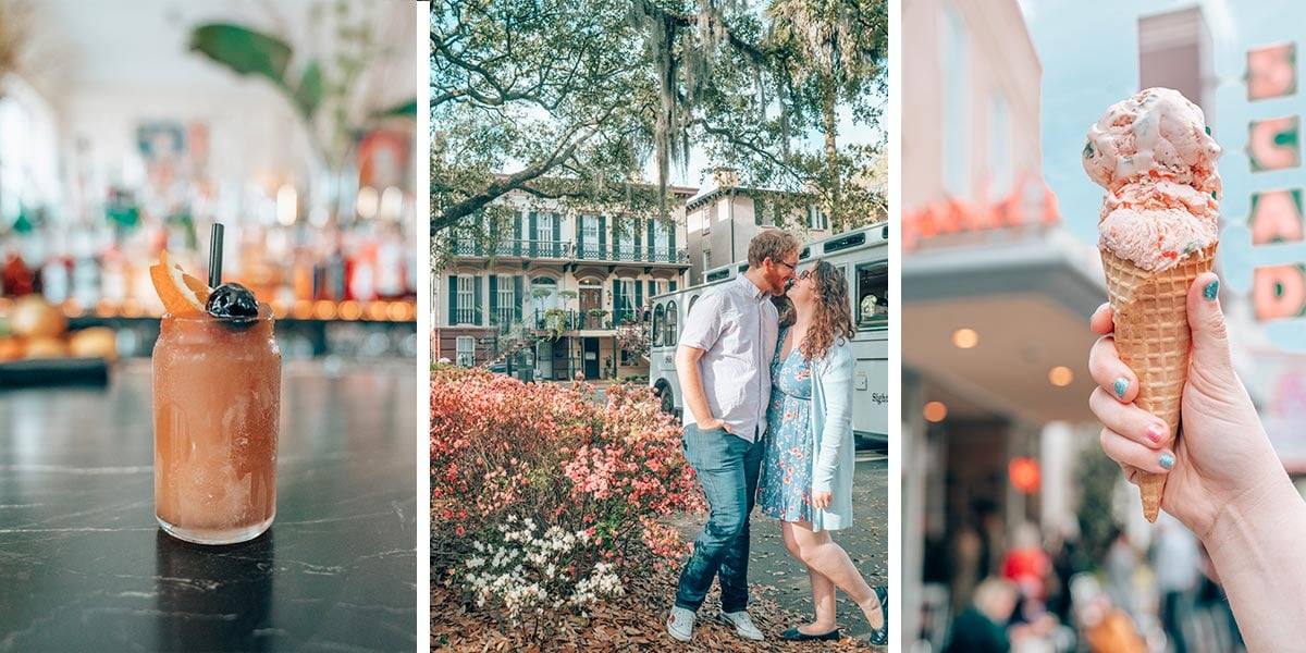 The best things to do in Savannah, Georgia on a weekend getaway: what to eat, where to drink, where to go ghost hunting, and more!