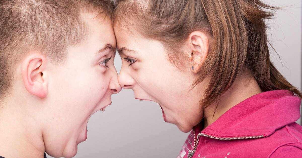 sibling rivalry solutions for parents
