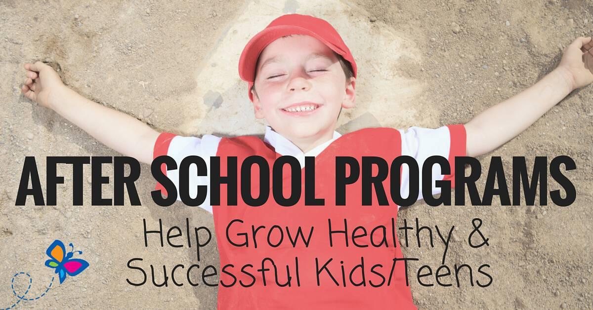 Help Grow Healthy & Successful Kids-Teens