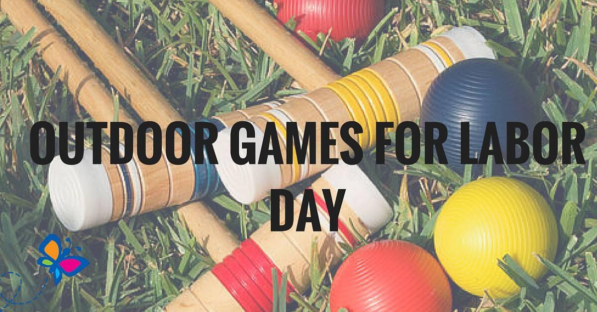 OUTDOOR GAMES FOR LABOR DAY