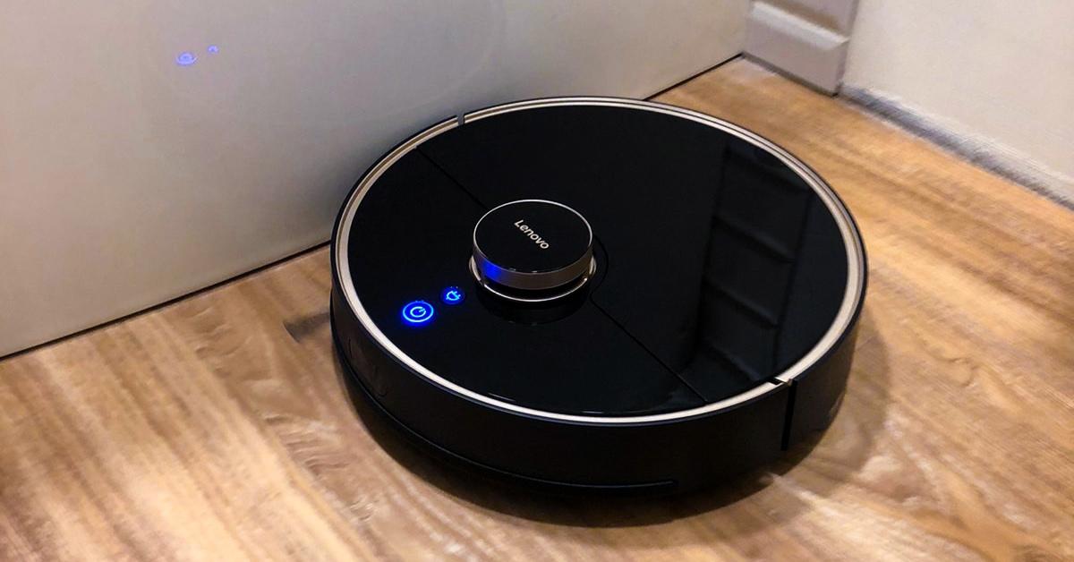 Lenovo X1 robot vacuum cleaner