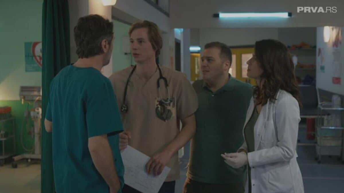 Urgentni centar 3. sezona 47. epizoda