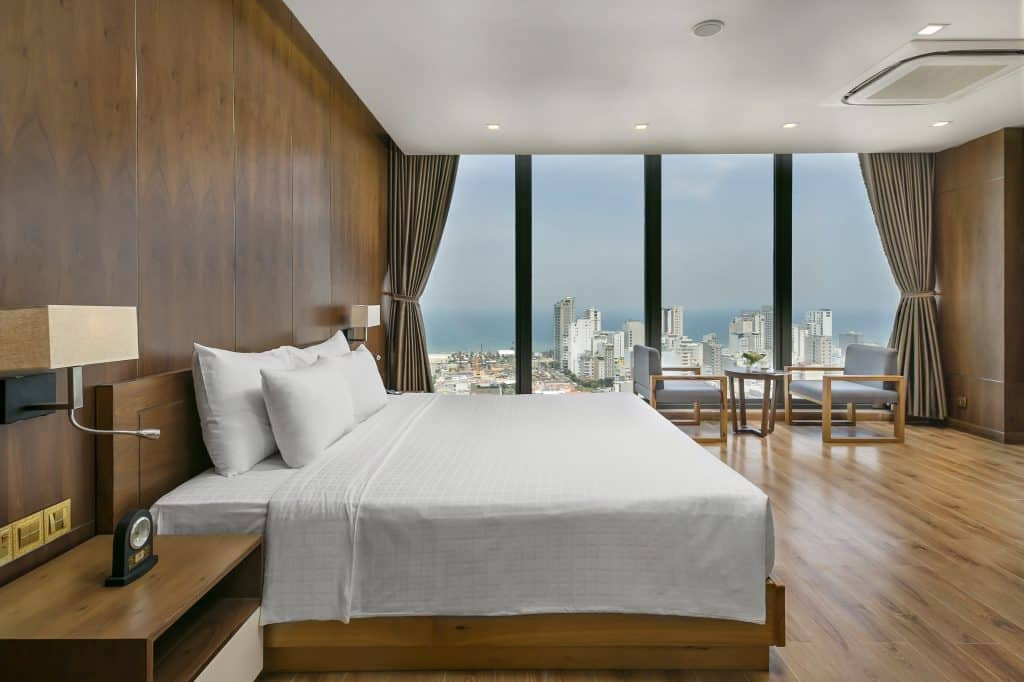 TOP HOTEL WITH THE BEST VIEW IN DA NANG