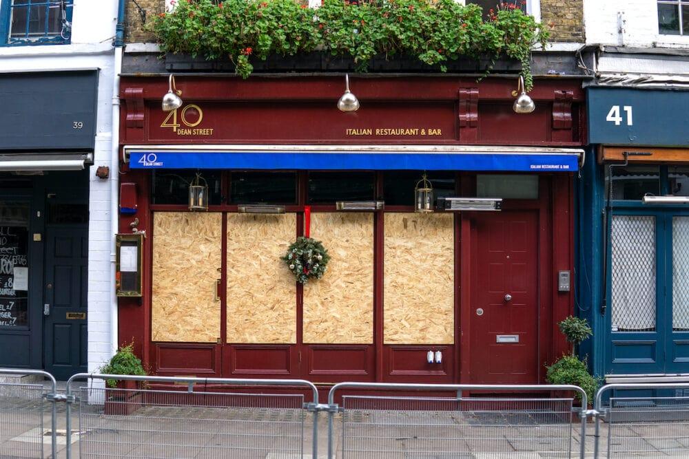 飲食店が閉店する前兆