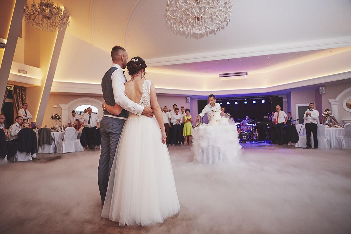 Skrót z reportażu ślubnego w Dworku Broniszówka 102
