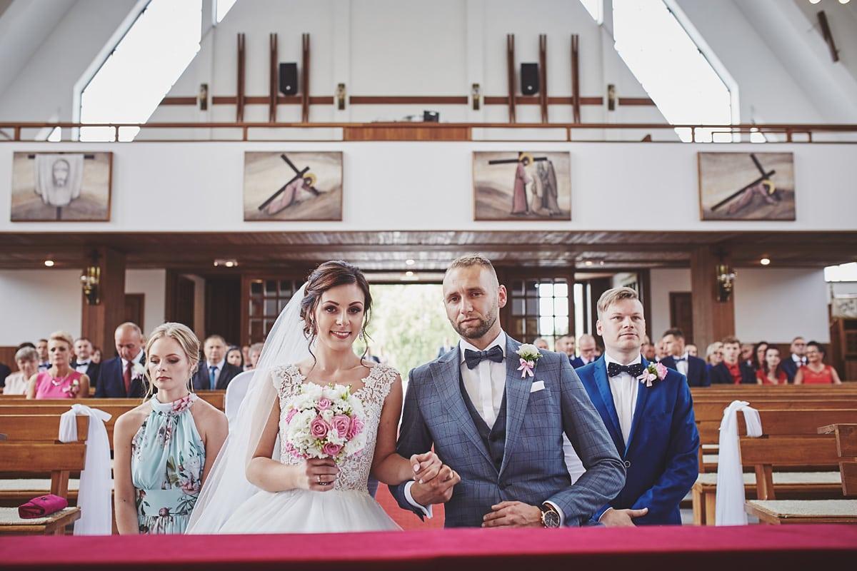 Skrót z reportażu ślubnego w Dworku Broniszówka 47