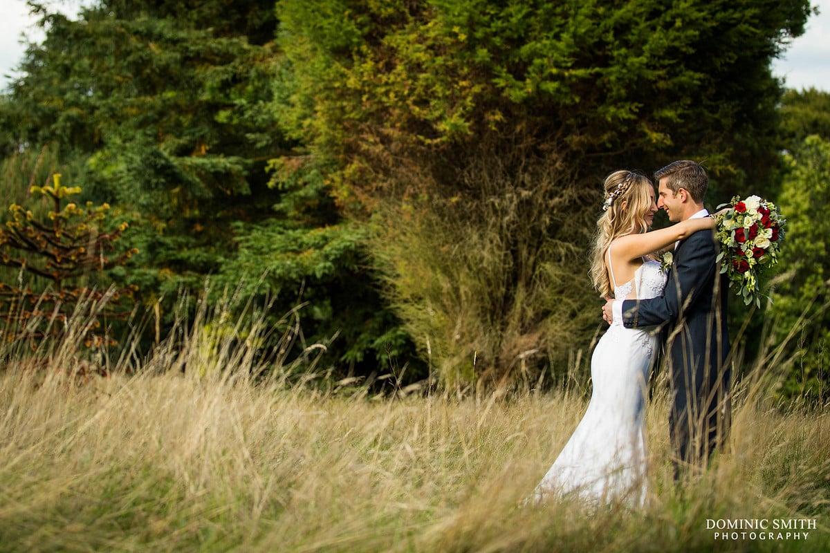 Nymans Gardens Wedding Photo 2