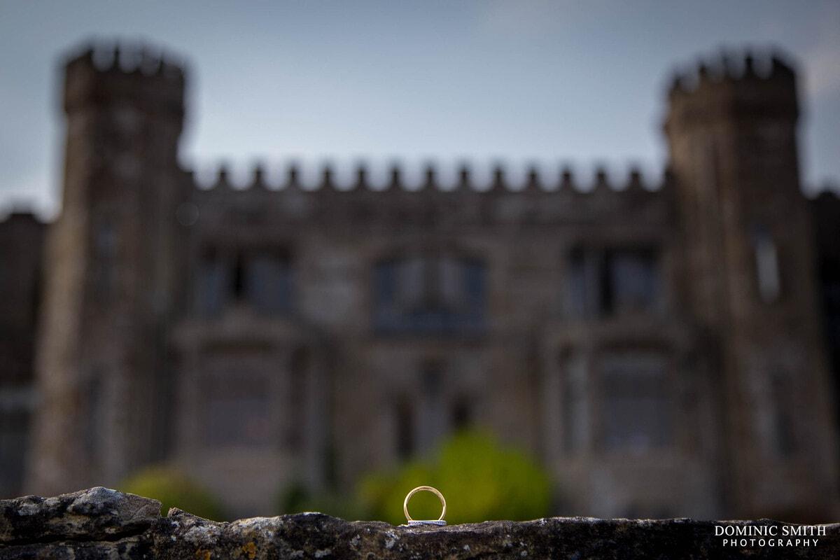 Wedding Rings at Wadhurst Castle