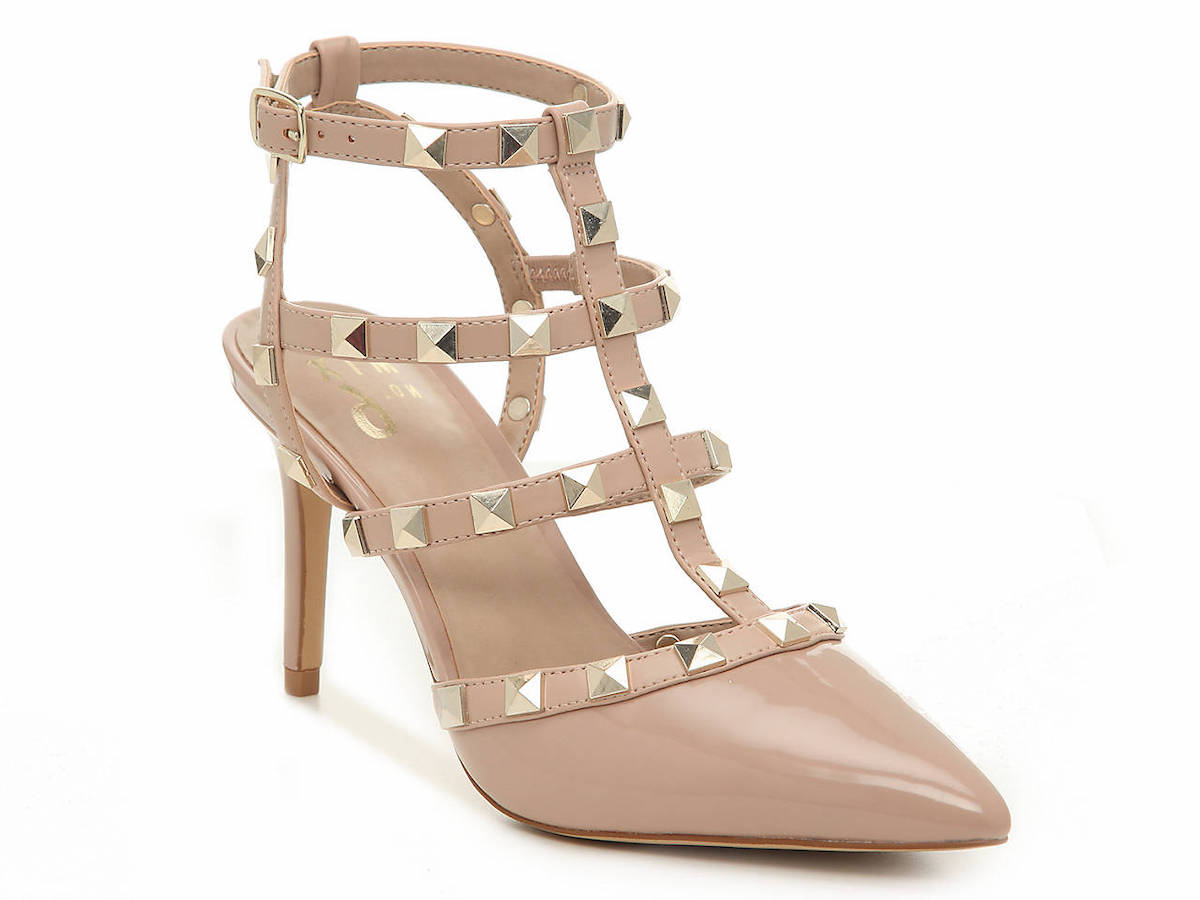 Looking for the BEST studded heels for women? Check out these fashion-forward studded heels and studded flats that won't break the bank. From Wild Diva and Tengyufly to the best-selling Mix No. 6, Steve Madden and Olivia Miller studded shoes.