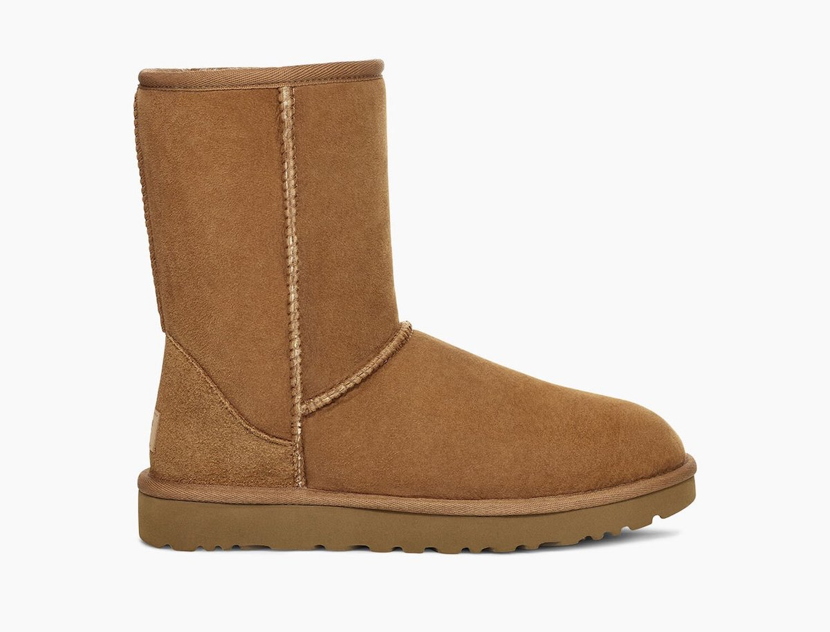 UGG Classic II Genuine Shearling Boot - #ugglife #winterboots Search no more! Here's an epic list of the best Ugg look alikes. Discover affordable Ugg alternatives that would keep your toes cozy warm at a fraction of the price. #uggboots