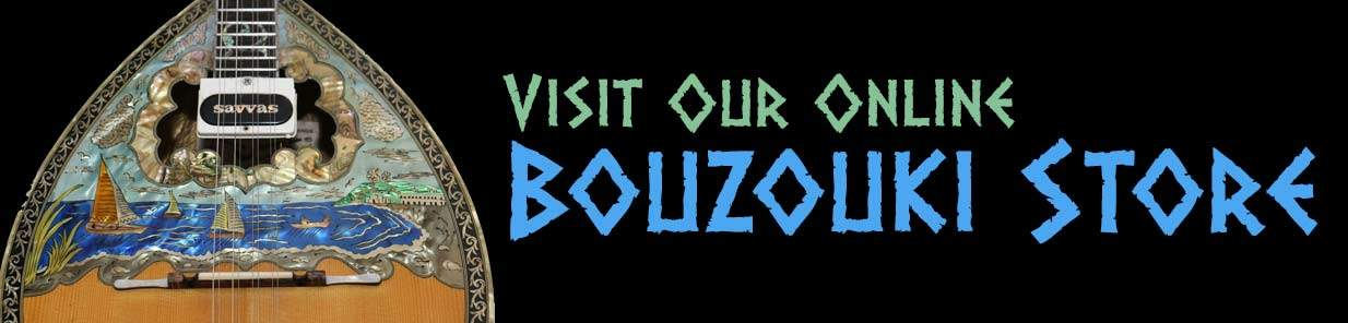 Buy Greek Bouzoukis Online Store