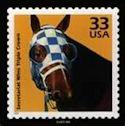 1999 Secretariat Postage Stamp