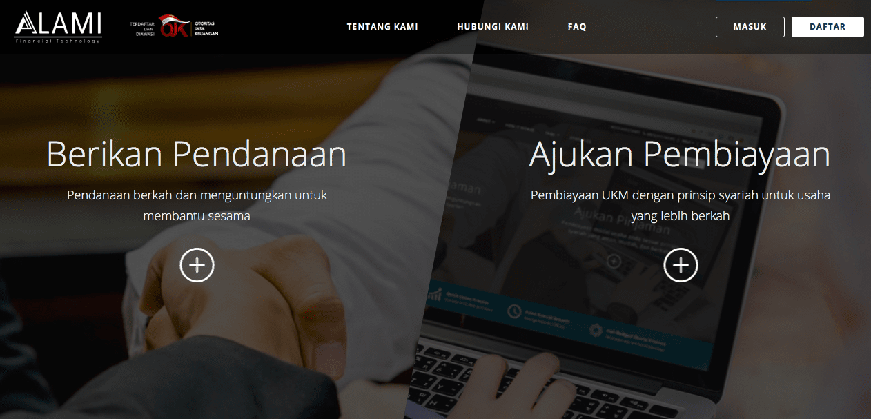 Alami, a Sharia-Based Fin-tech Startup, Received Funding from Investors