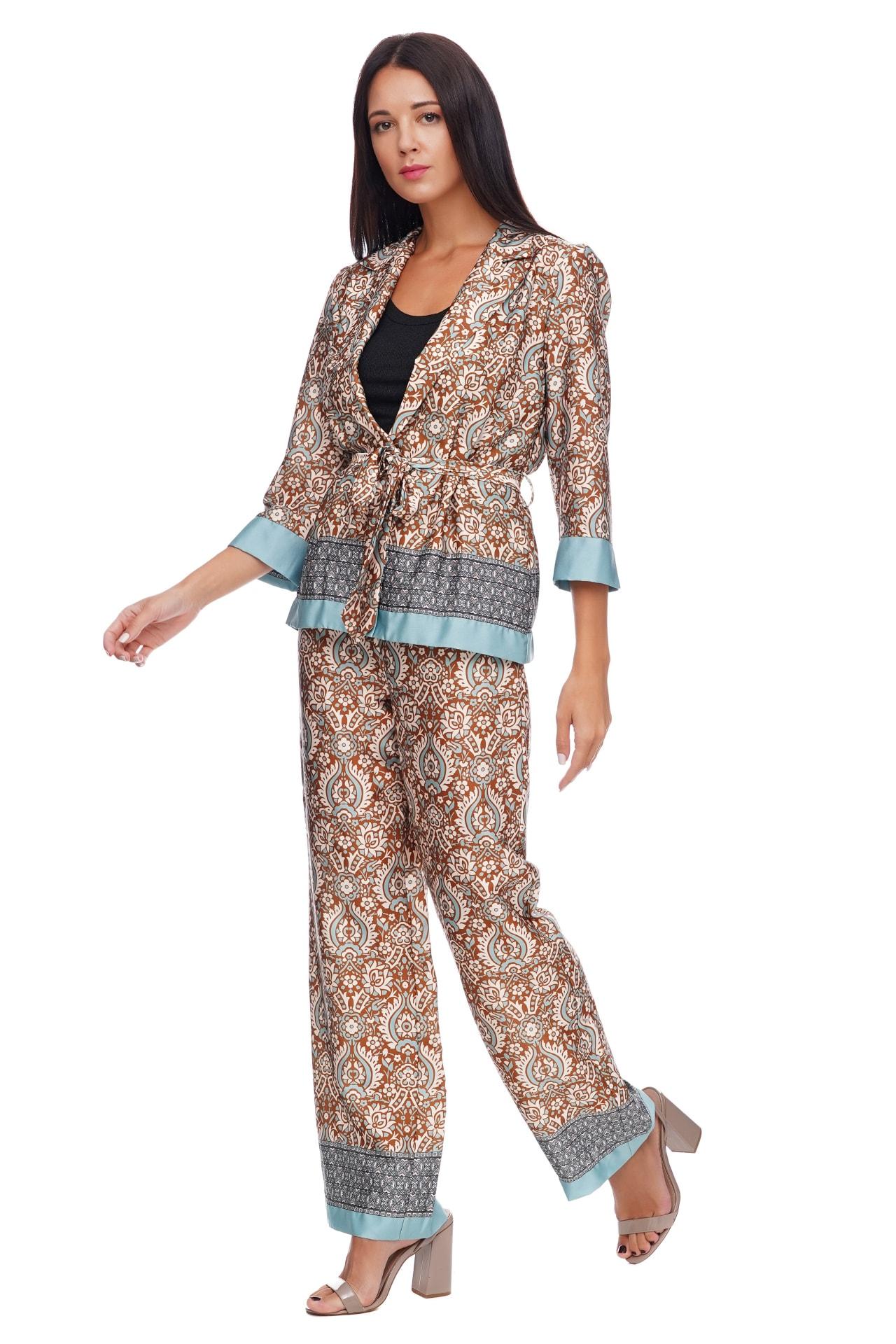 Le Streghe Blazer Pyjamas Style