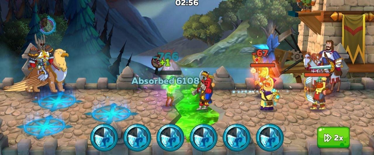 Hustle Castle PVP Revenge Loss