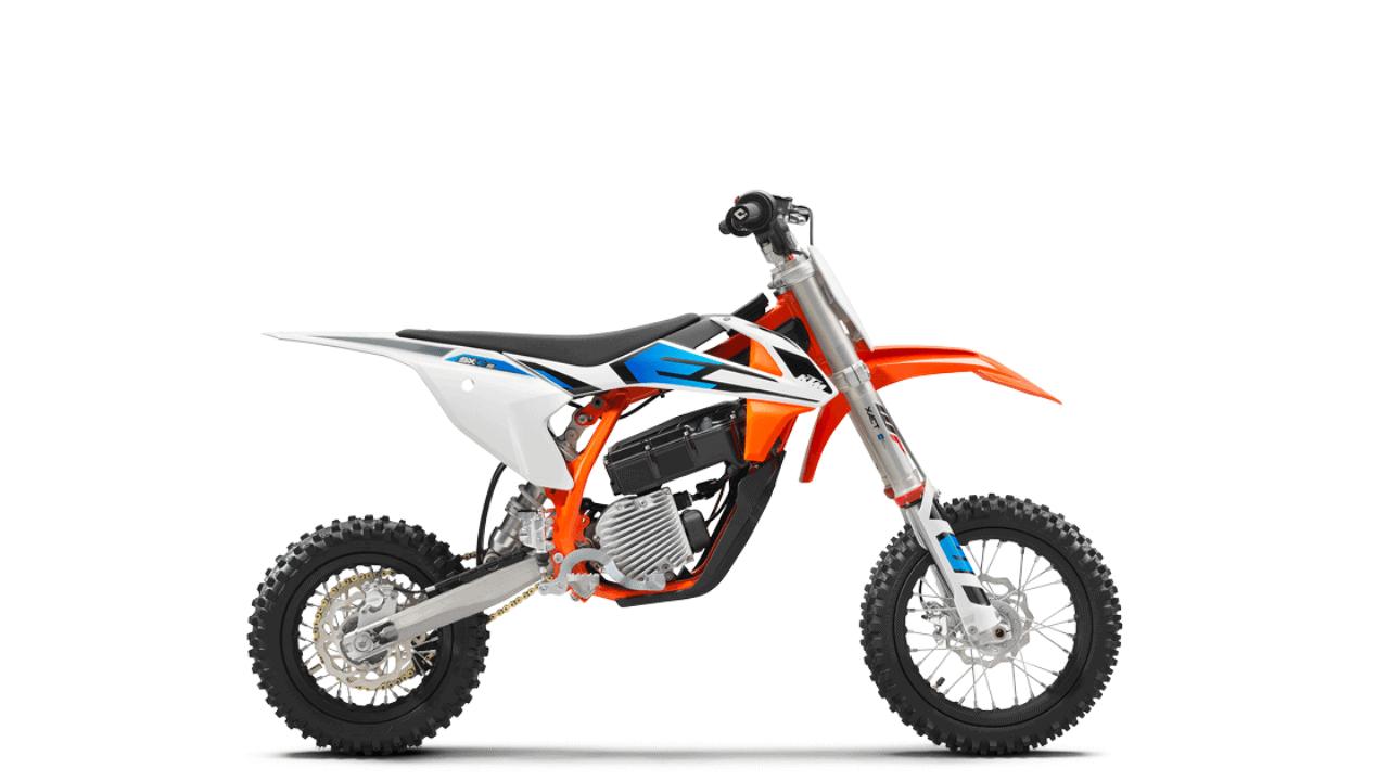 The best kids electric dirt bike, 2021 KTM SX-E 5