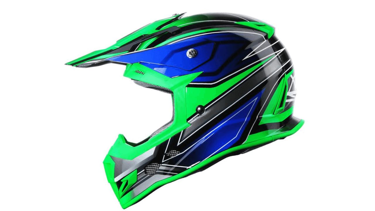GLX GX23 Dirt Bike Helmet