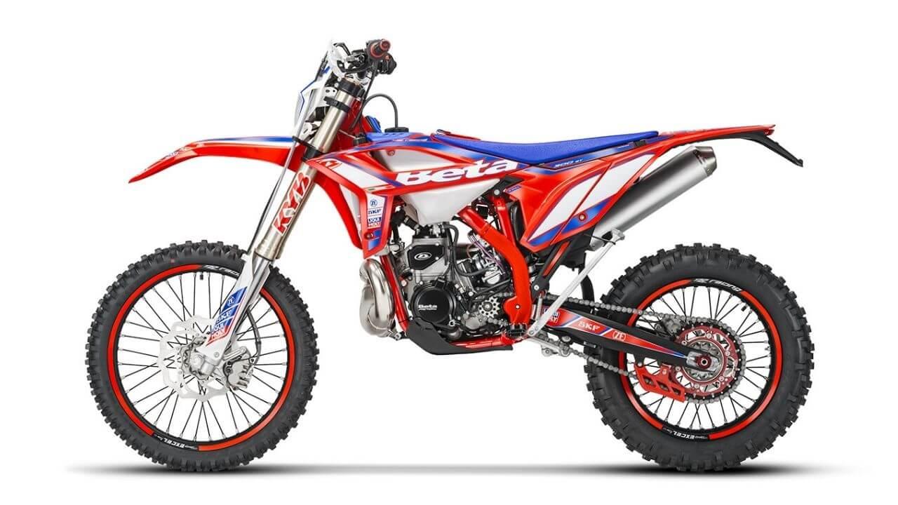 2022 Beta 250 RR Race Edition