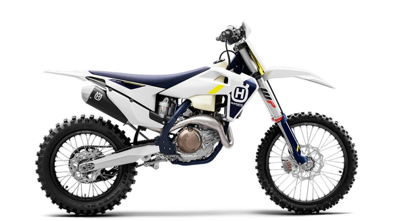 2022 Husqvarna FX 450