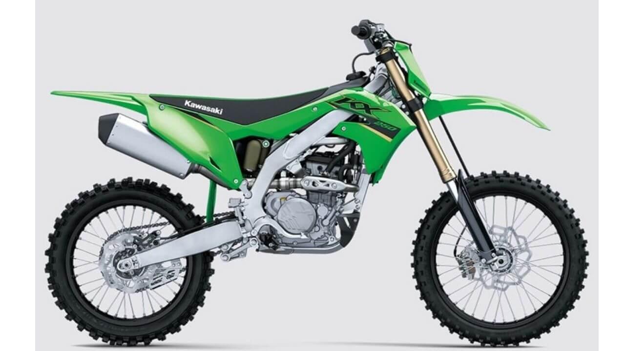 2022 Kawasaki KX250