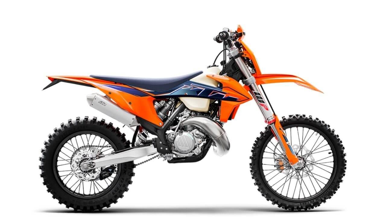 2022 KTM 150 XCW TPI