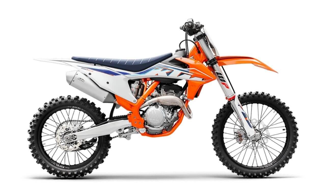 2022 KTM 250SXF