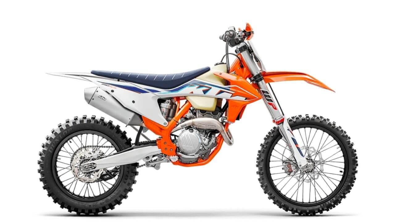 2022 KTM 250 XCF