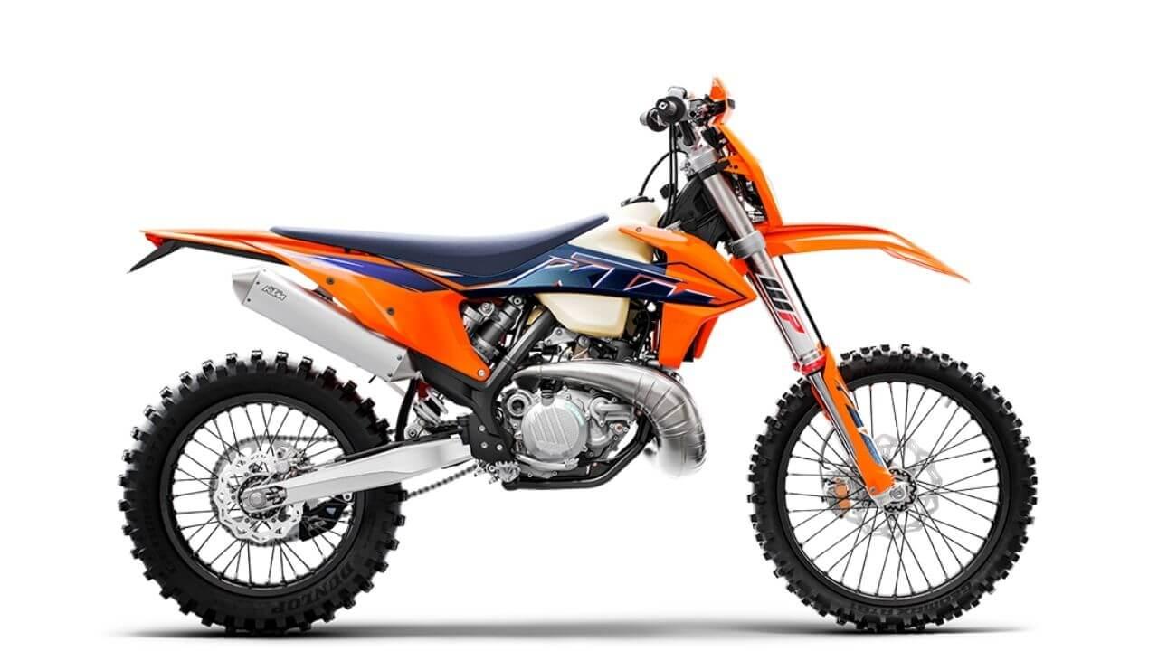 2022 KTM 250 XCW TPI