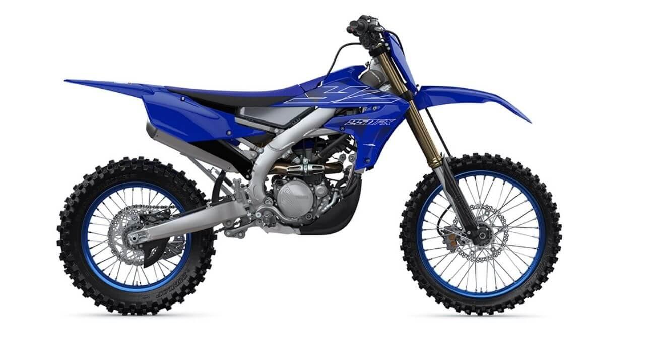 2022 Yamaha YZ 250 FX