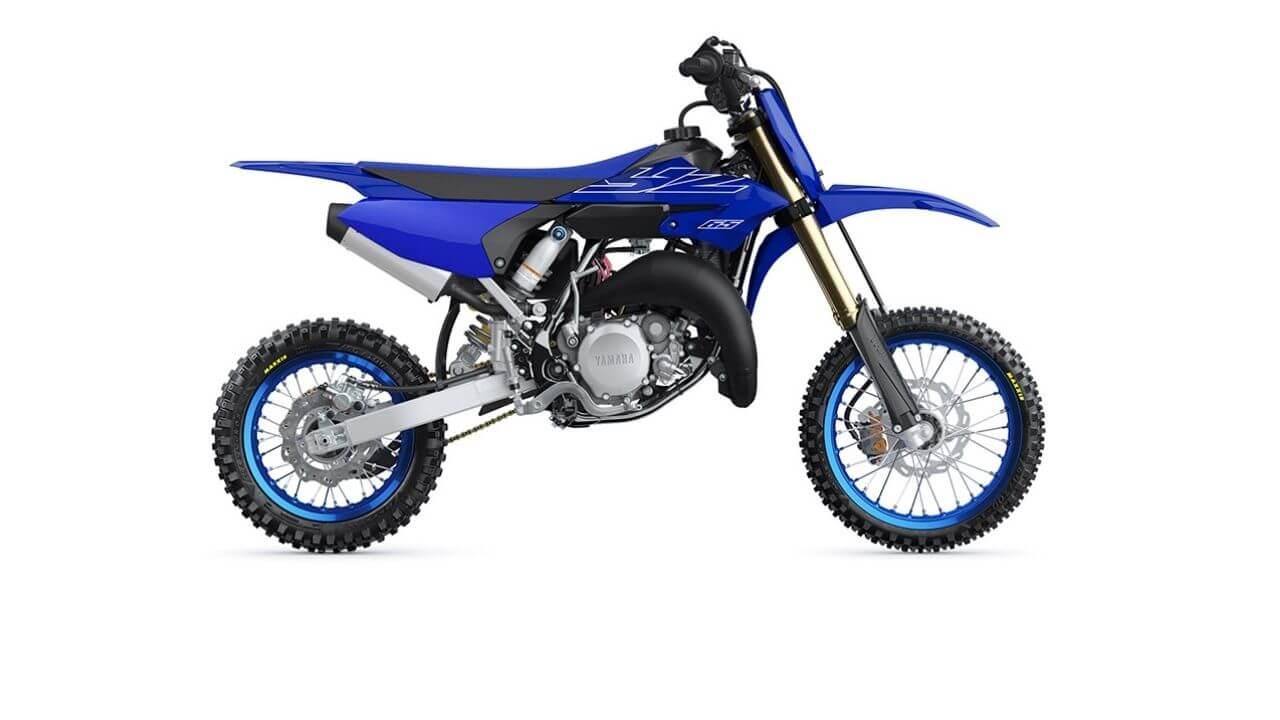 2022 Yamaha YZ 65