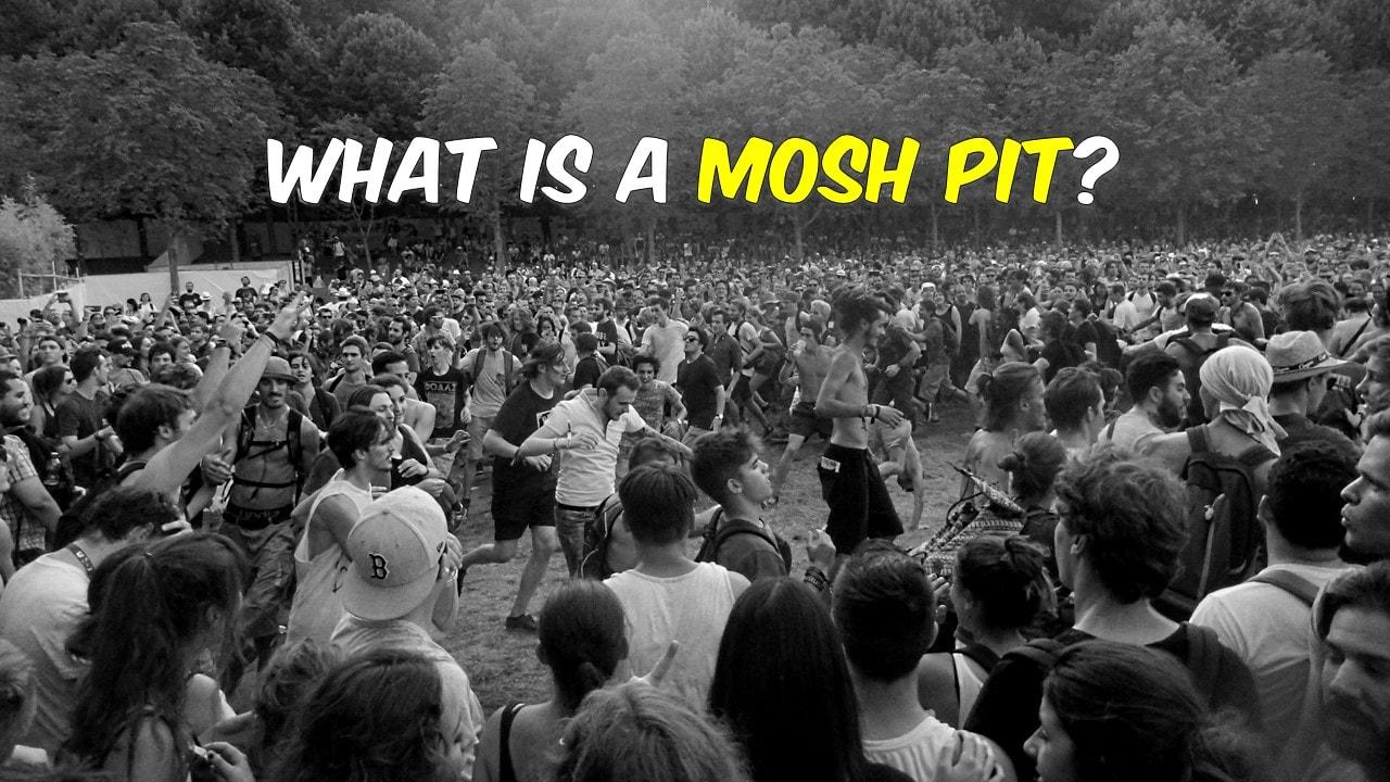Mosh Pit guide rules Etiquette