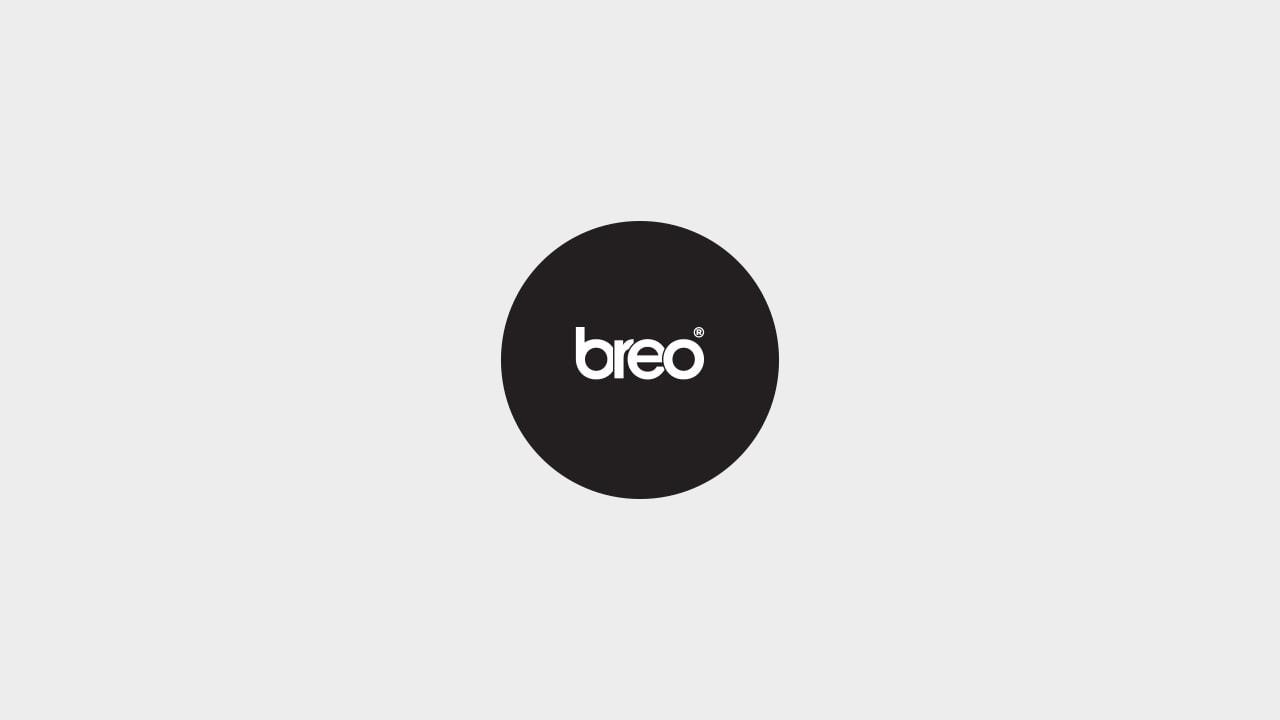 Breo Logo Design